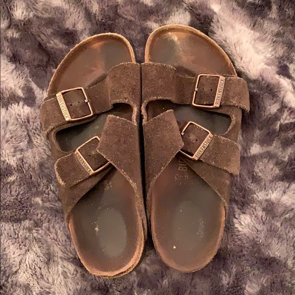 Birkenstock Shoes - brown birkenstock's